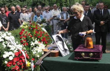 Pożegnanie Macieja Zembatego